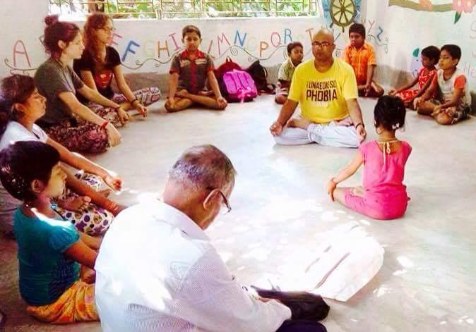 SMILE Yoga & Meditation training Workcamp